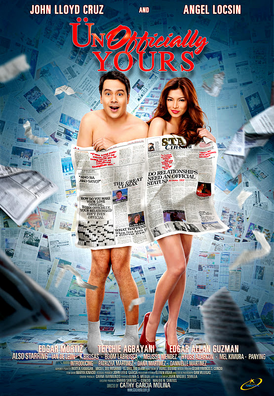 Unofficially Yours Official Movie Poster Movie News More