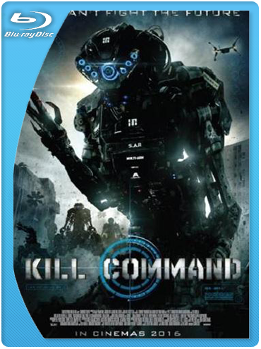 Kill Command (2016) BRrip 720p Subtitulos Latino
