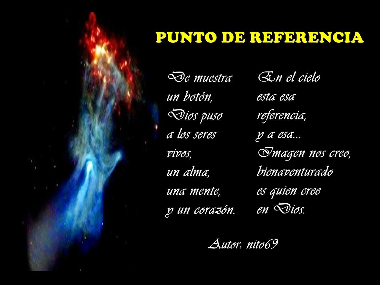 PUNTO DE REFERENCIA