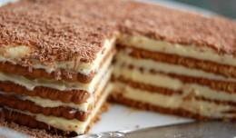 Torte me Gurabija (biskota)