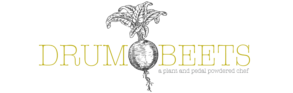 Drum Beets - Seattle Area Personal Chef