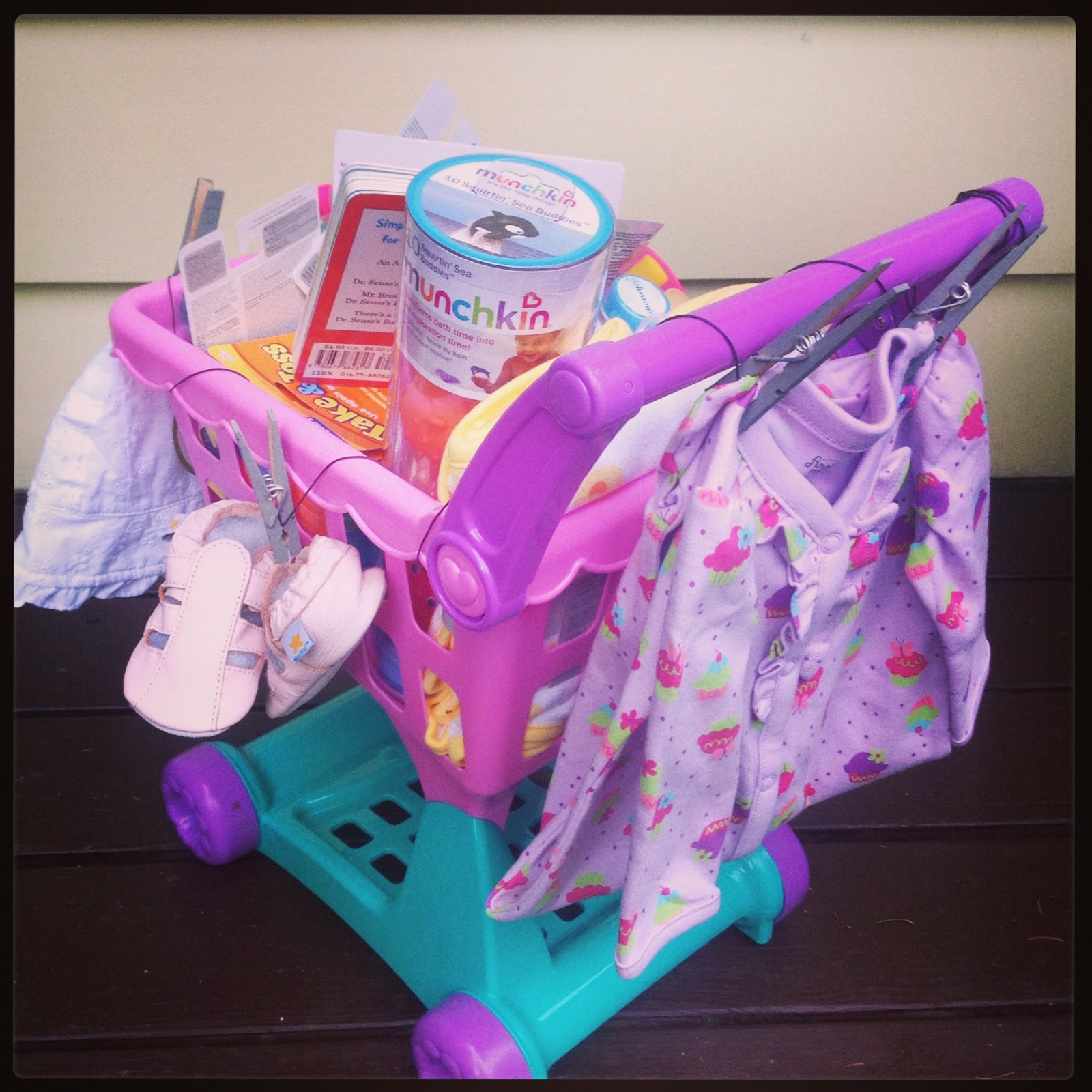 Baby Gifts Ideas To Make : Stayin up with the stanleys baby makin gift ideas