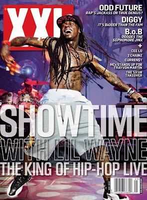 lil wayne portada revista xxl