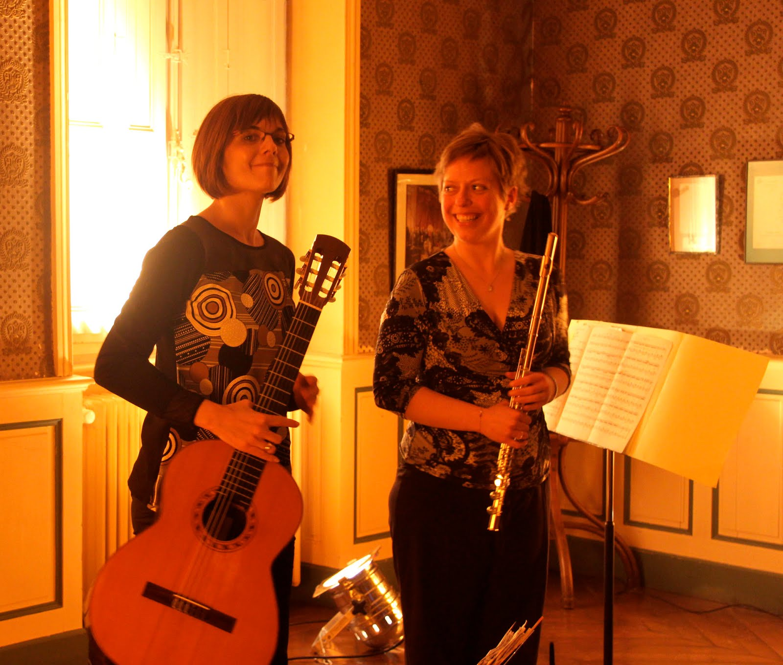 Duo Flûte et Guitare