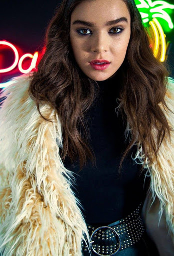 Hailee Steinfeld photo shoot Nylon Magazine October 2015