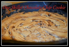 One Skillet Chocolate Chip Cookie