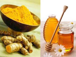 chữa viêm hang vị với nghệ sắn mật ong