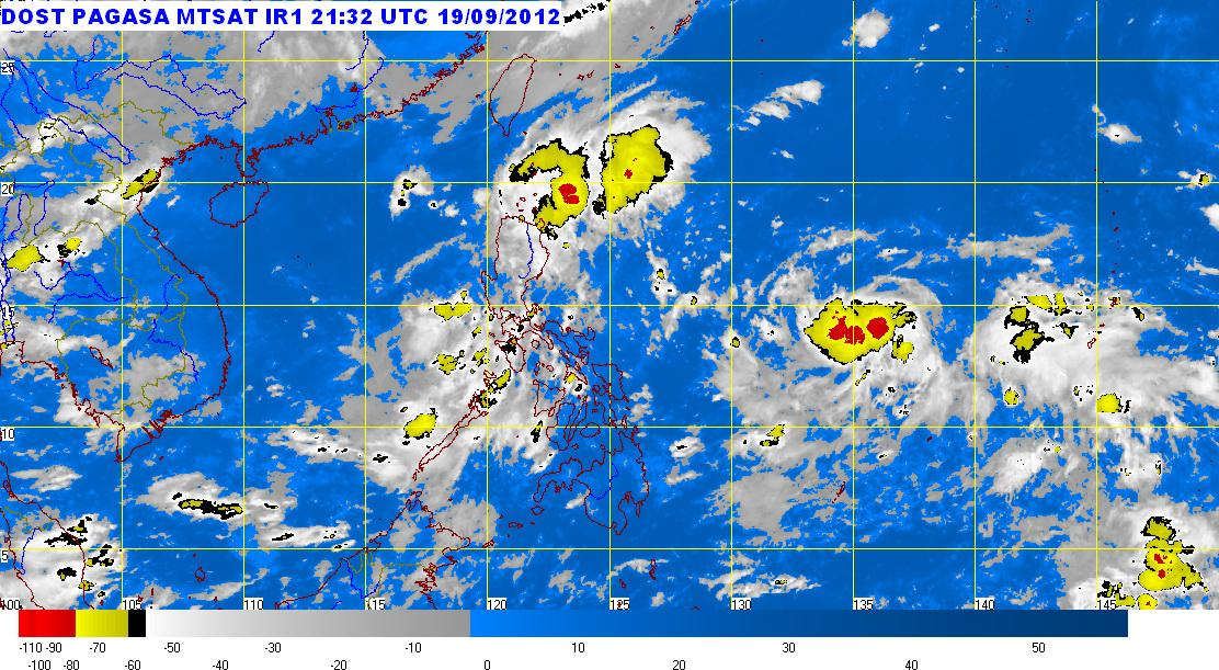 Pagasa Weather Forecast As Of September