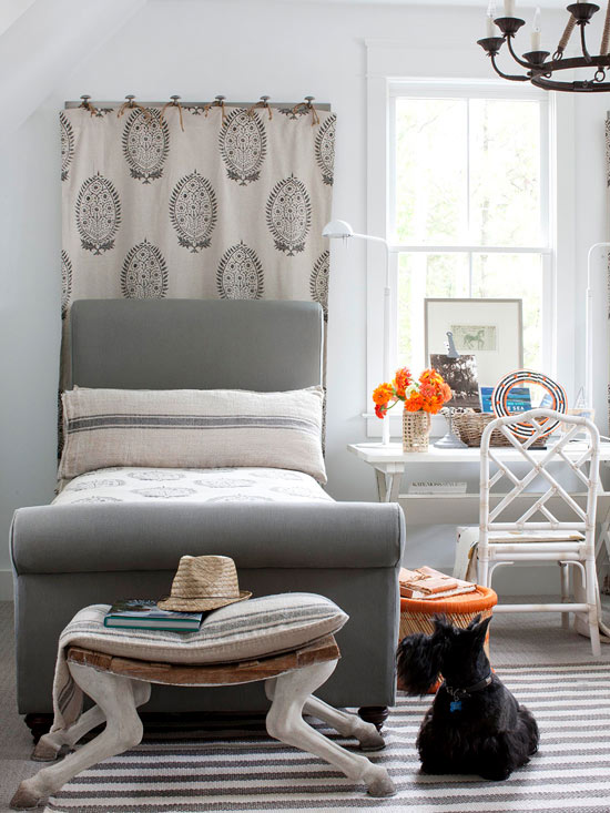 Superieur Comfortable Bedroom Decorating 2013 Ideas From BHG