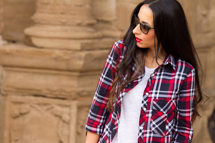 Blogger valenciana con look comodo con prendas de nueva coleccion