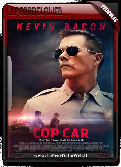Coche Policial BRrip 720p Latino 2015 [Mega]