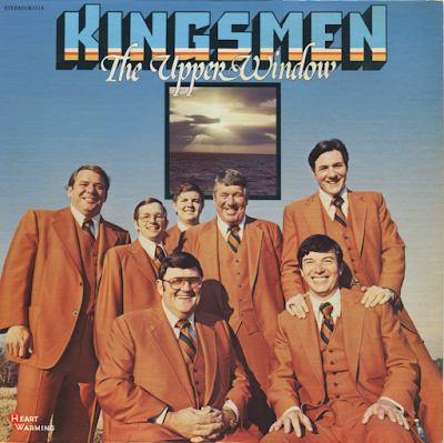 The Kingsmen Quartet-The Upper Window-