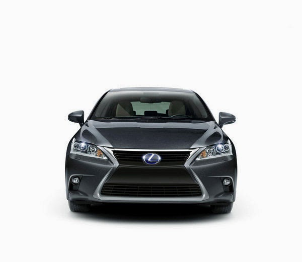 New 2014 Lexus CT 200h F Sport Price and Review