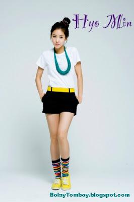 Foto Hyomin T-ara