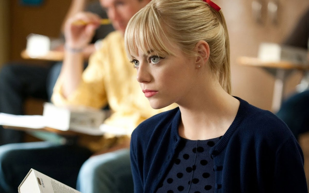 Emma Stone Widescreen HD Wallpaper 5