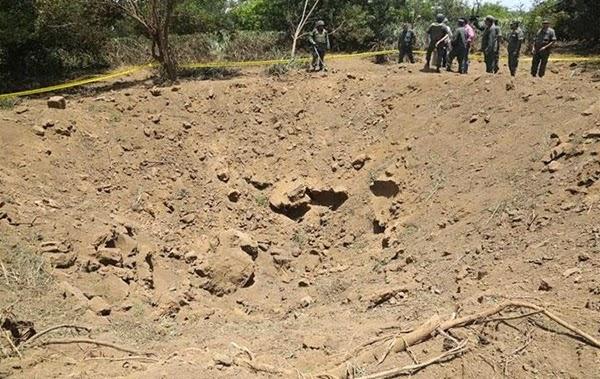 Meteorit Kecil Menumbuk Bumi Semalam di Nikaragua