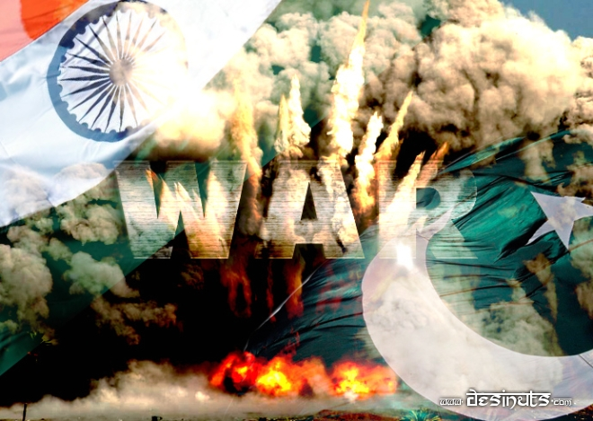 india pak conflict Following a war between india and pakistan 1 to 5 million tons of smoke quickly rise 50 km above cloud level into the stratosphere (india-pakistan conflict.