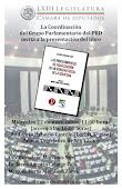 Presentación de libro en la Cámara de Diputados