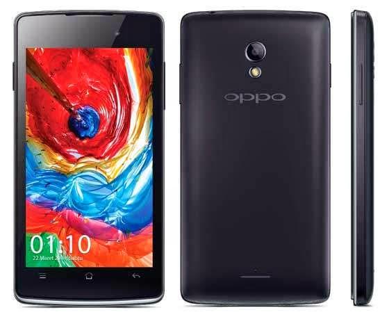 Spesifikasi dan Harga Oppo Joy R1001 | Smartphone OPPO versi Murah