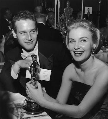 Paul Newman, Joanne Woodward, Paul Newman e Joanne Woodward, oscar