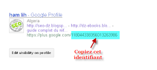 plus.google identifiant