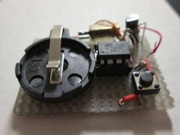 Relógio com AVR
