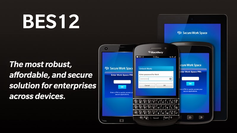 Blackberry New Enterprise Platform