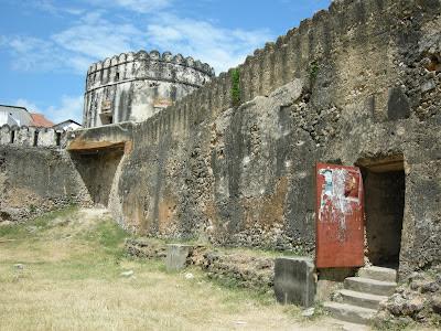 Old Fort Stonetown Zanzibar