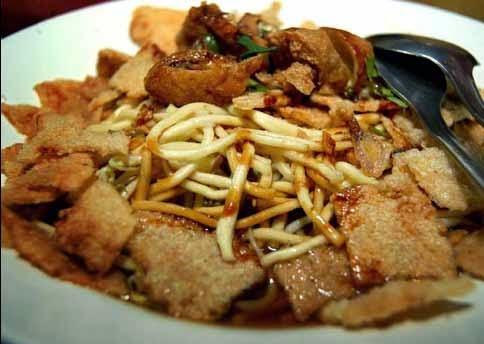 Resep dan Cara Membuat Mie Kopyok – Semarang