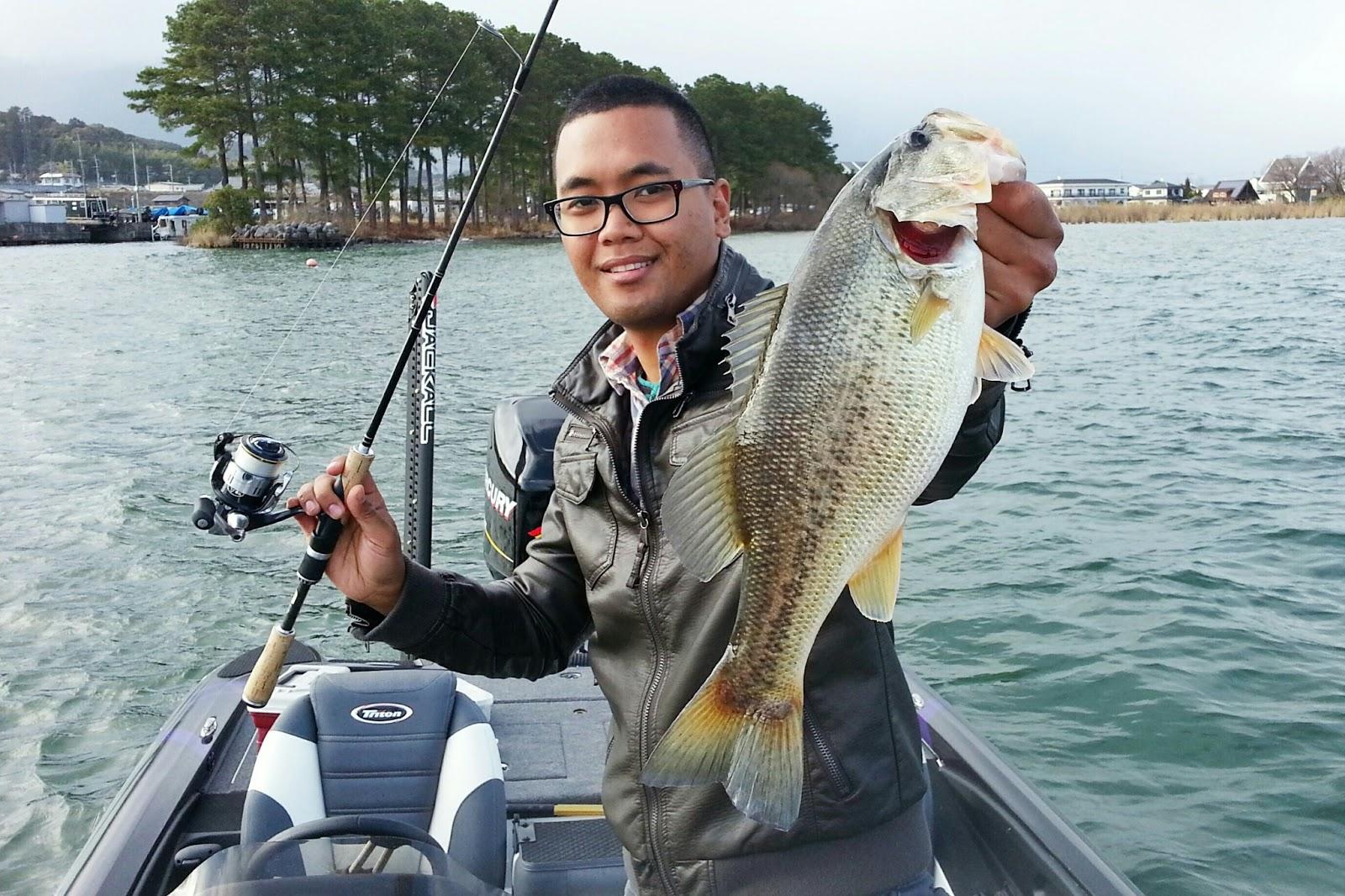 Fishing lake biwa urban fishing for Best bass fishing lakes near me
