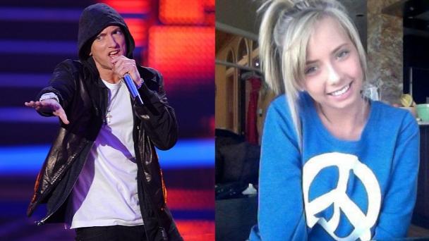 Eminem Daughter Now Hallie