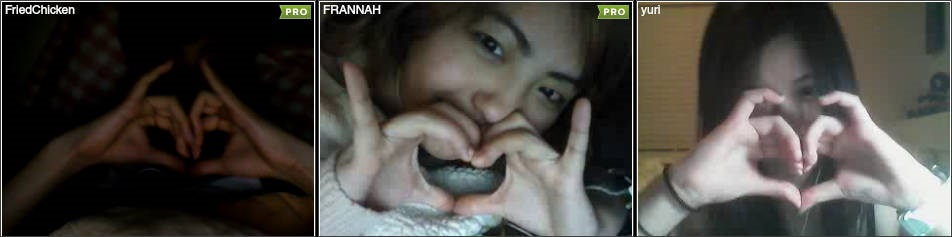 Tinychat asian