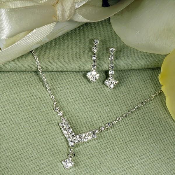 Bridesmaid jewelry case