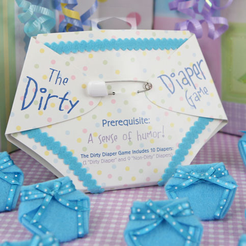 Over the top events blog baby shower time for Baby decoration games