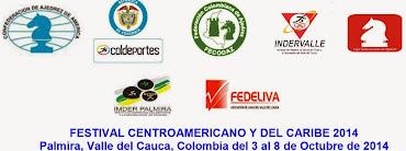 Palmira (Valle-Colombia) Festival Centroamericano y del Caribe de la Juventud 2014 (clic a imagen)
