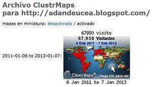 Entre Onán y Blog Fetichismo 2011-2012