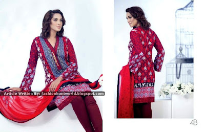 Ayesha Somaya Eid Collection 2015 By Flitz