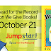 Help Set The Record For The World's Largest Digital Read On October 21st!