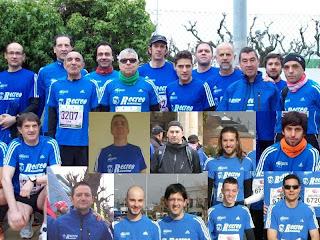 equipo recreo running