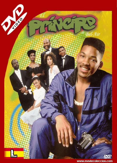 El Príncipe del Rap en Bel-Air 1990 DVDrip Latino