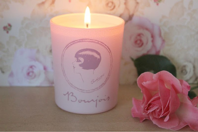 Bourjois Vintage Rose Candle
