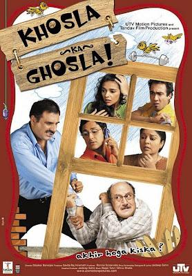 Khosla Ka Ghosla 2006 Hindi BluRay 720p 950mb
