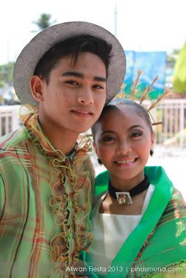 Aliwan Fiesta 2013 Ang Tipulo Festival of Antipolo