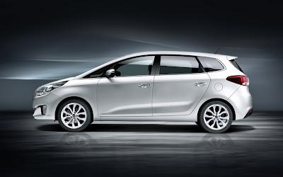 2013 Kia Carens Release date, Price, Interior, Exterior, Engine6