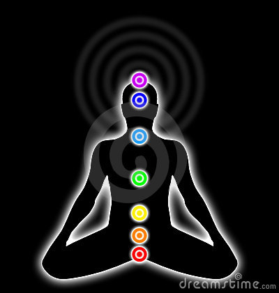 Energy trapped in the first three chakras — the physical, emotional and mental — cleared by Kundalini