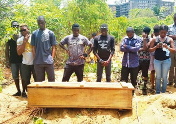 sarah ibikunle buried