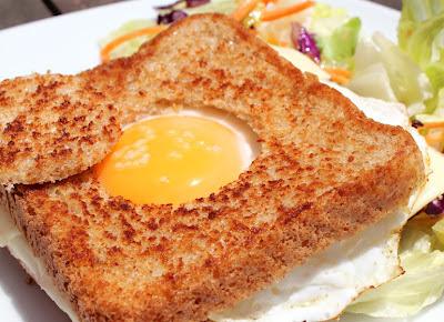 sandwich de cafetería