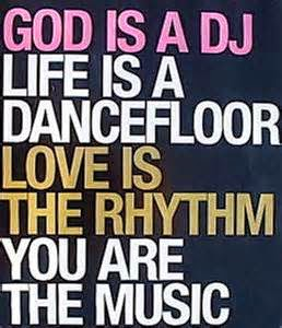 God Is the DJ
