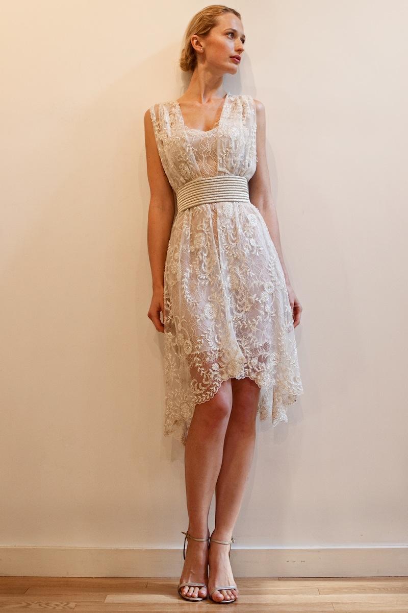 Jim Brautmode Brautkleider Online: Hochzeit am Strand Kleid