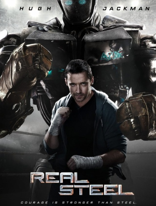 Real Steel movie poster free download